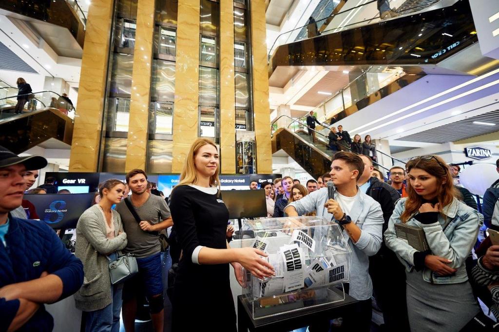Samsung открыли интерактивное пространство Galaxy Studio в Украине-Фото 5