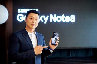 Samsung открыли интерактивное пространство Galaxy Studio в Украине