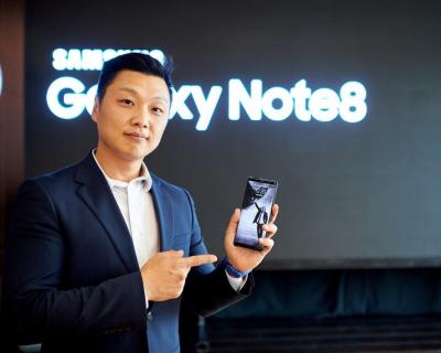Samsung открыли интерактивное пространство Galaxy Studio в Украине-430x480
