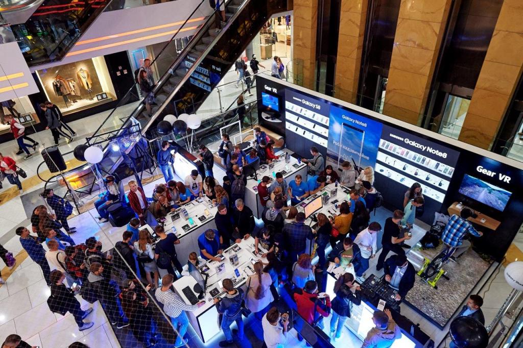 Samsung открыли интерактивное пространство Galaxy Studio в Украине-Фото 3