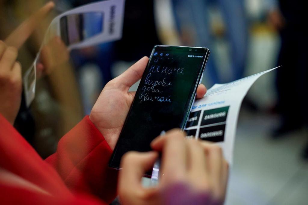 Samsung открыли интерактивное пространство Galaxy Studio в Украине-Фото 4