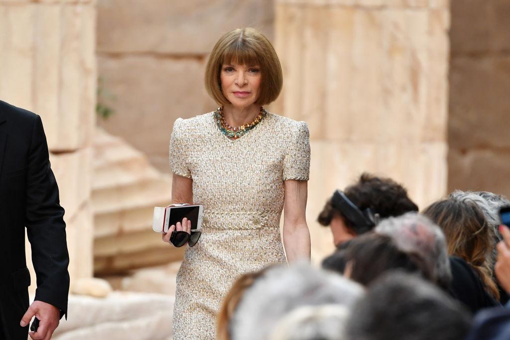 Анна Винтур выступила против худых моделей-Фото 1