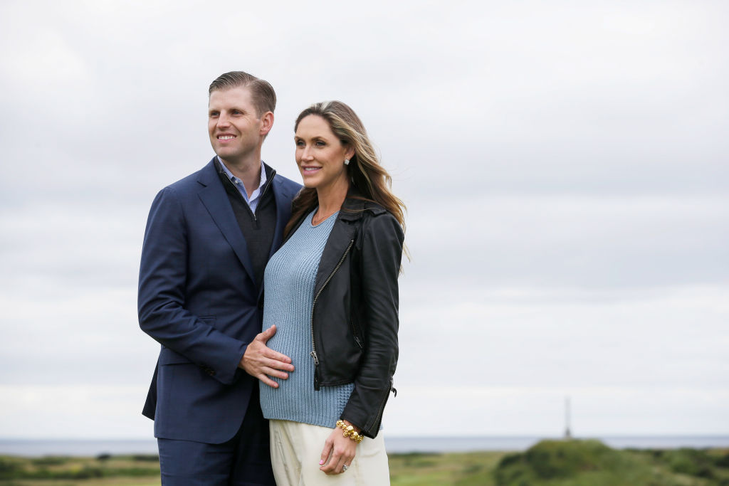 Сын Дональда Трампа впервые стал отцом-320x180