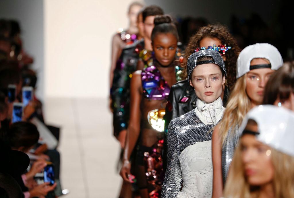 Коко Роша выступила против запрета на худых моделей-Фото 1