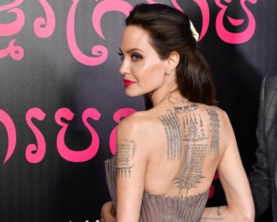 Фильм Анджелины Джоли номинирован на «Оскар»-430x480