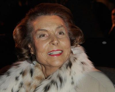 Умерла Лилиан Бетанкур – наследница L'Oréal и самая богатая женщина в мире-430x480