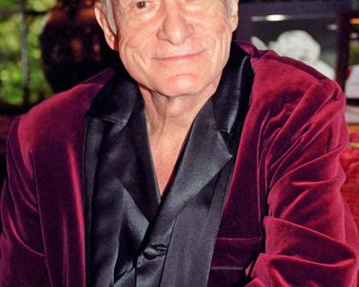 Умер основатель журнала Playboy Хью Хефнер-430x480