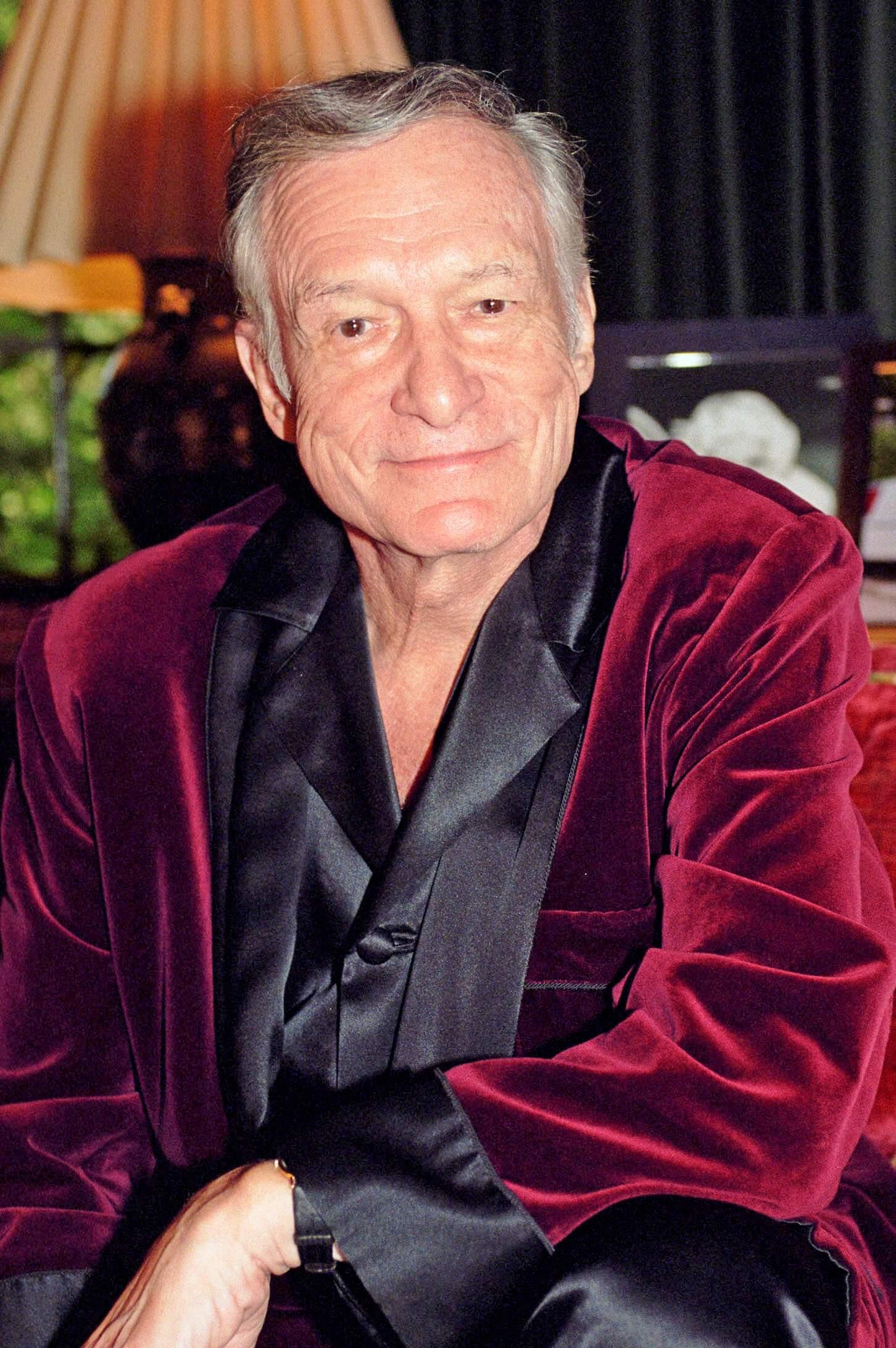 Умер основатель журнала Playboy Хью Хефнер-320x180