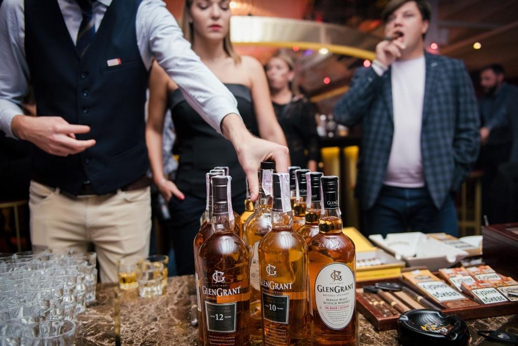 Фоторепортаж: вечеринка Playboy Gentlemen Club-Фото 3