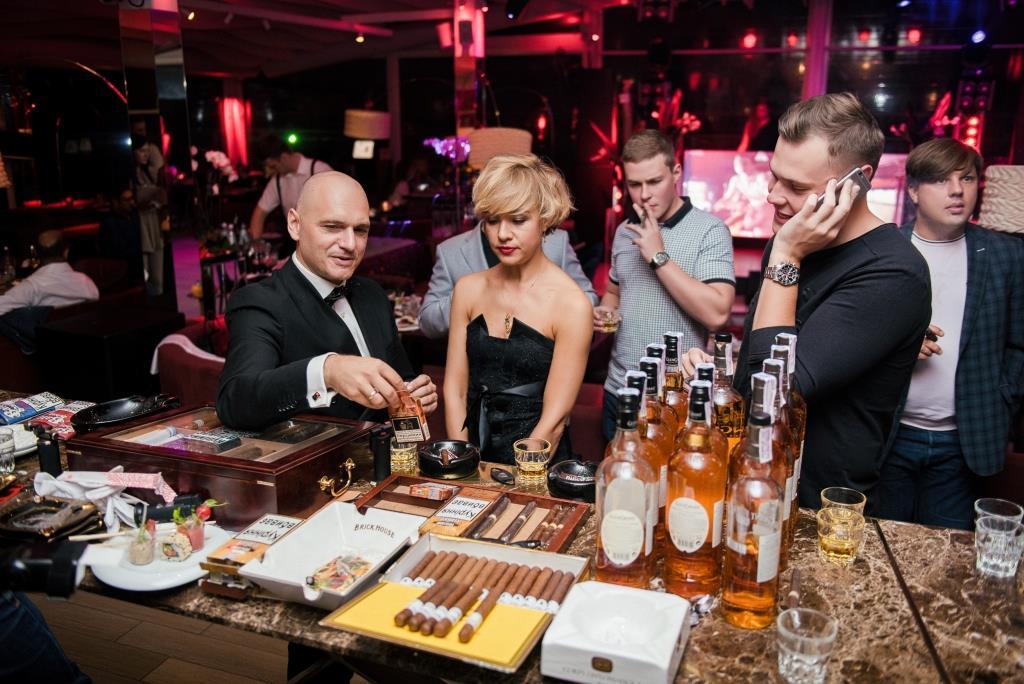 Фоторепортаж: вечеринка Playboy Gentlemen Club-Фото 20