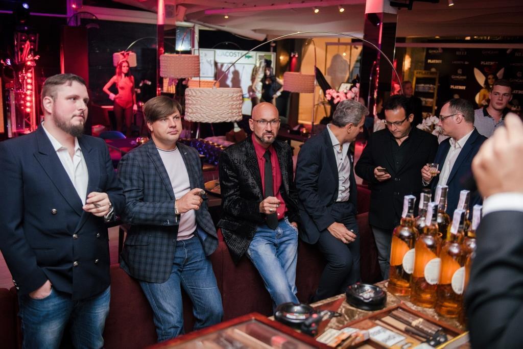 Фоторепортаж: вечеринка Playboy Gentlemen Club-Фото 12