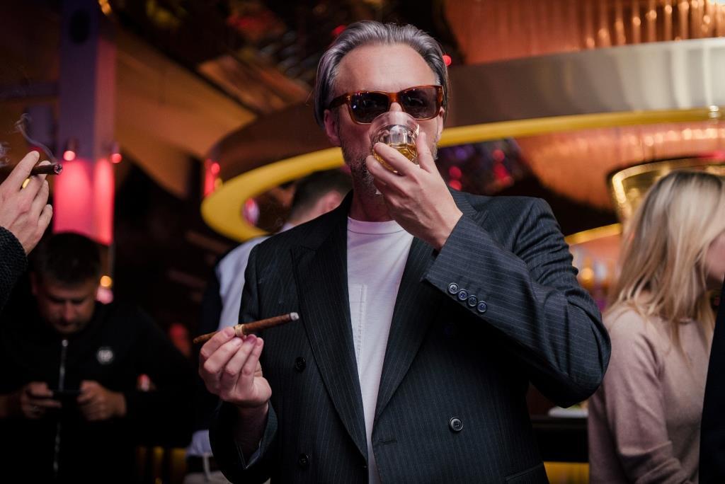 Фоторепортаж: вечеринка Playboy Gentlemen Club-Фото 16