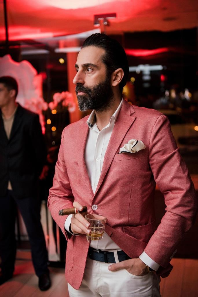 Фоторепортаж: вечеринка Playboy Gentlemen Club-Фото 17