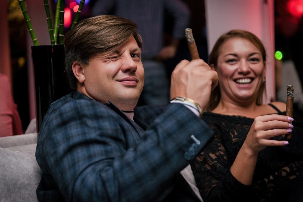 Фоторепортаж: вечеринка Playboy Gentlemen Club-Фото 10