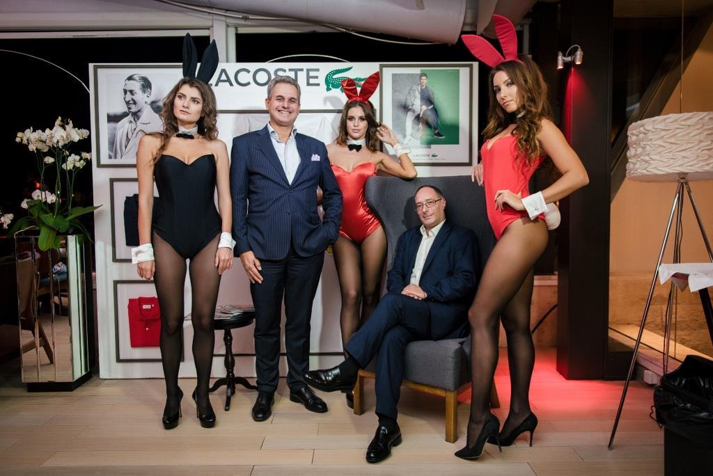 Фоторепортаж: вечеринка Playboy Gentlemen Club-Фото 9