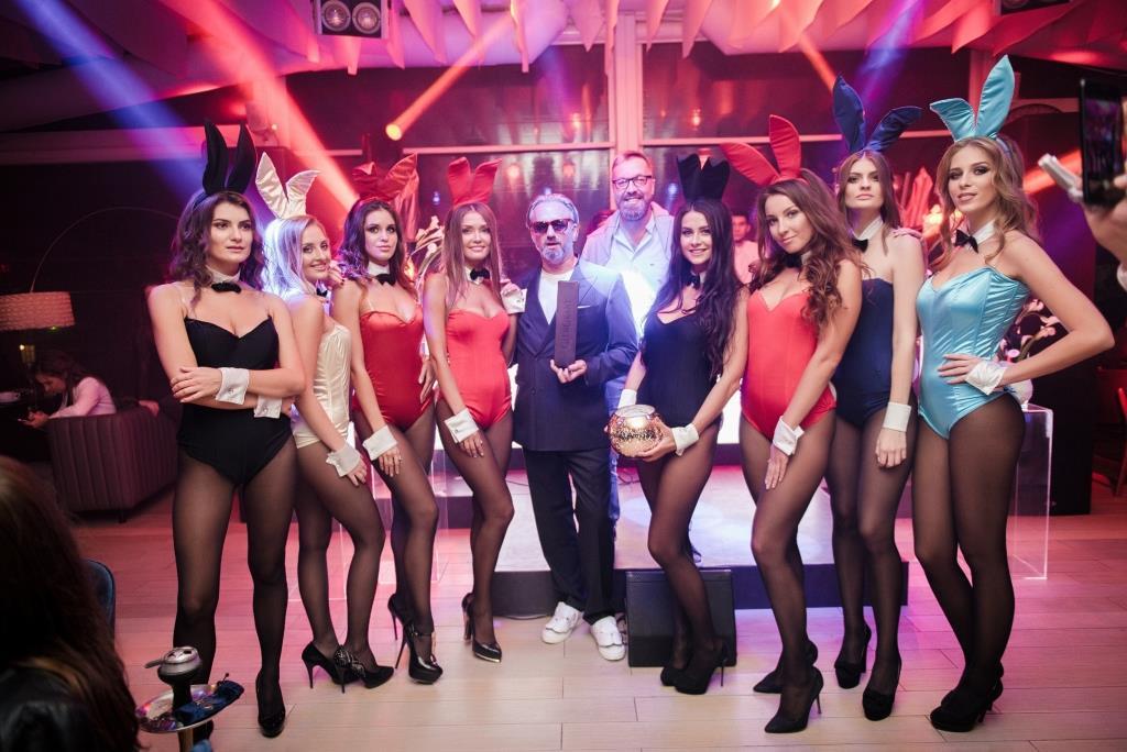 Фоторепортаж: вечеринка Playboy Gentlemen Club-Фото 1