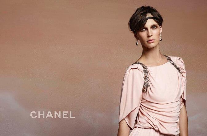 Марина Вакт стала новым лицом Chanel-320x180