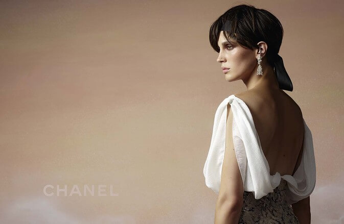Марина Вакт стала новым лицом Chanel-Фото 1