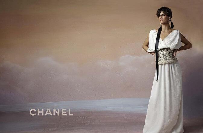 Марина Вакт стала новым лицом Chanel-Фото 2