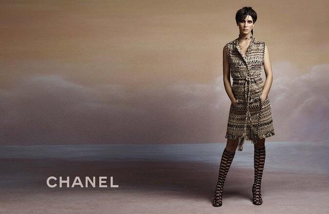 Марина Вакт стала новым лицом Chanel-Фото 3