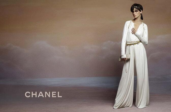 Марина Вакт стала новым лицом Chanel-Фото 4