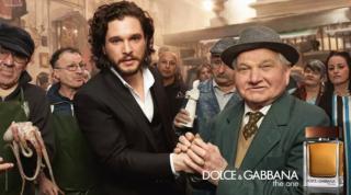 Звезды Игры престолов снялись в кампейне Dolce & Gabbana