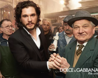 Звезды Игры престолов снялись в кампейне Dolce & Gabbana-430x480