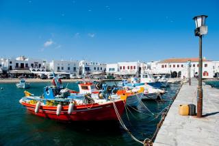 Греческий остров Миконос: Где остановиться, что делать, какие рестораны посетить
