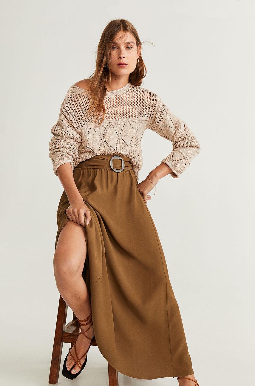 Как и с чем носить юбки: 5 фасонов для этой осени-Фото 3