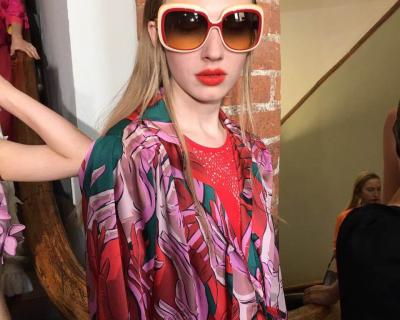 Как создается макияж на Неделе моды в Милане. День 3-430x480