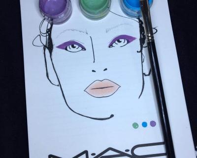Как создается макияж на Неделе моды в Милане. День 4-430x480