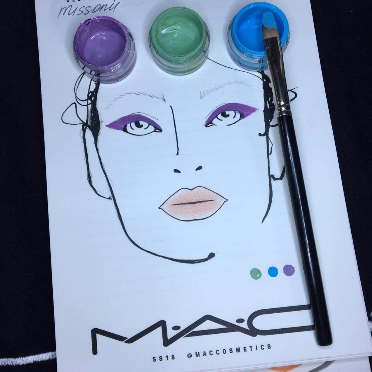 Как создается макияж на Неделе моды в Милане. День 4-320x180