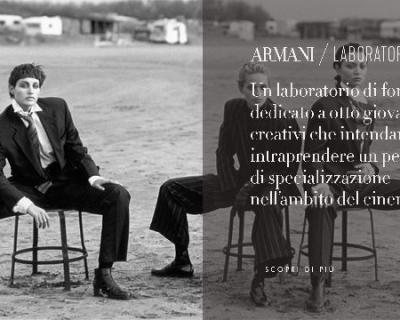 Все в кино: Джорджио Армани откроет бесплатные курсы по режиссуре-430x480