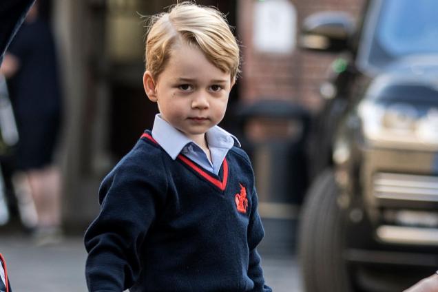 Маленький принц Джордж стал законодателем моды в Великобритании