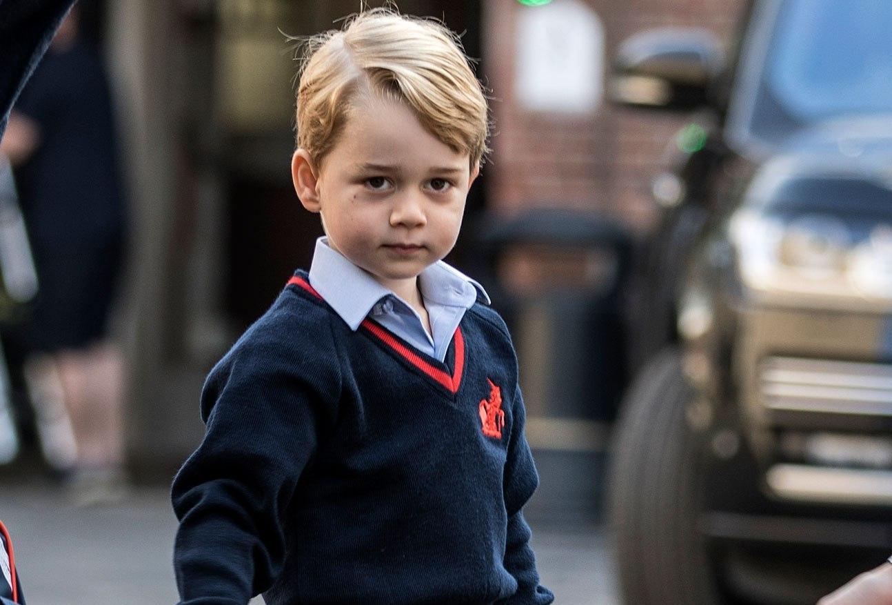 Маленький принц Джордж стал законодателем моды в Великобритании-320x180