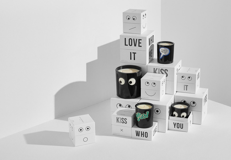 Anya Hindmarch презентовал линию свечей с ароматом детской присыпки и лосьона для загара-320x180