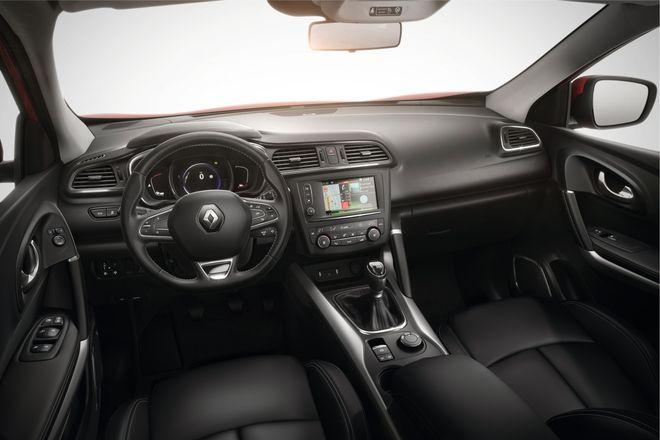 5 причин выбрать кроссовер Renault Kadjar-Фото 3