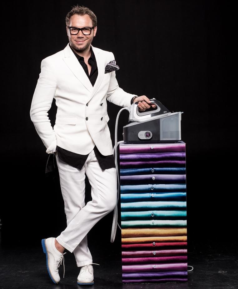 Модная экспертиза: Почему Андре Тан рекомендует парогенераторы BRAUN-Фото 3