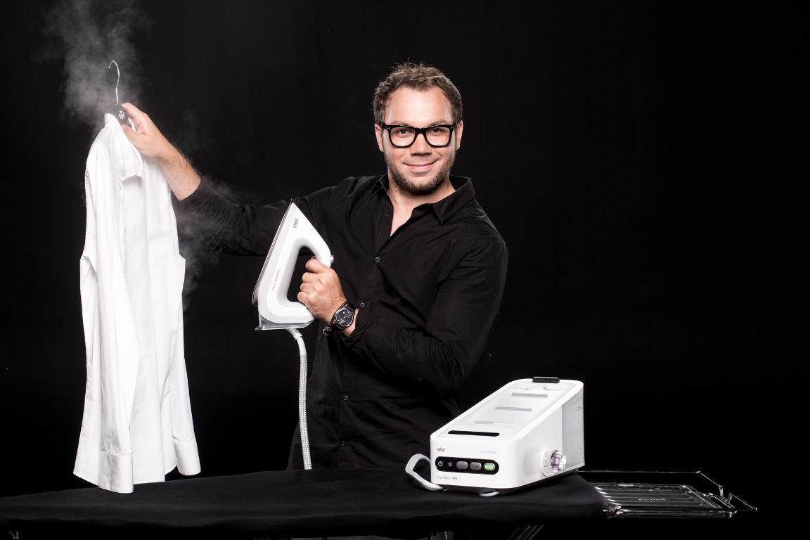 Модная экспертиза: Почему Андре Тан рекомендует парогенераторы BRAUN-Фото 2