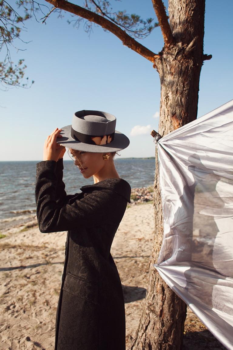 Первая коллекция украинского бренда Shmelevsky-Фото 3