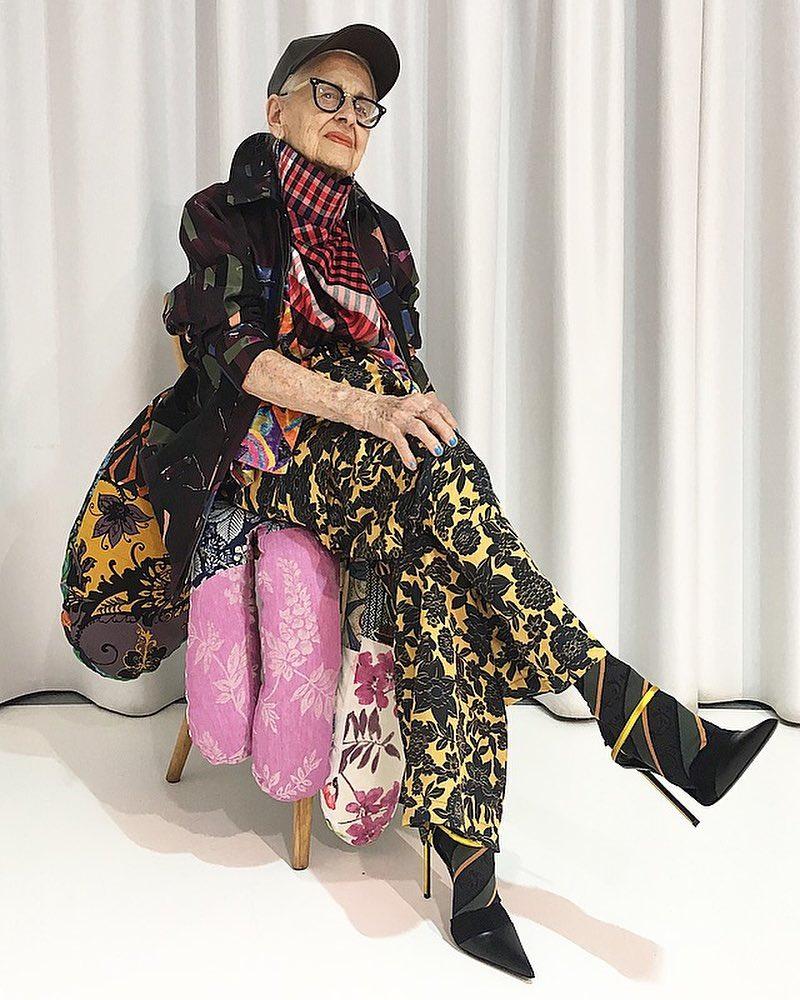 Уроки стиля от 95-летней модницы-320x180