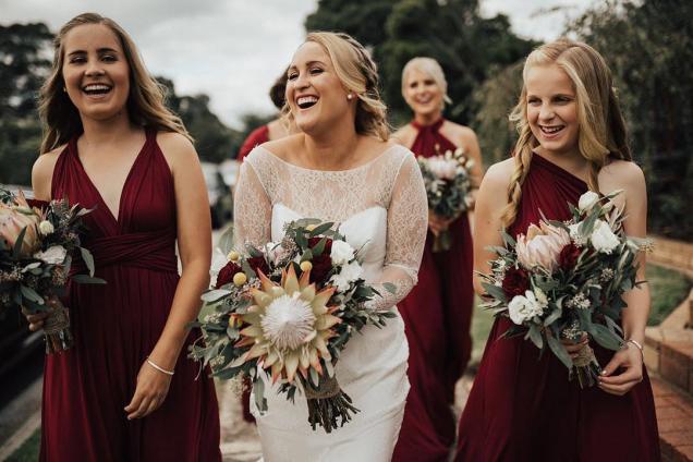 Главные свадебные тренды этой осени