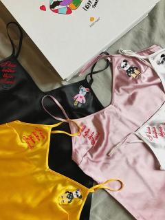 Нескучная осень: украинский бренд представил капсульную коллекцию нижнего белья