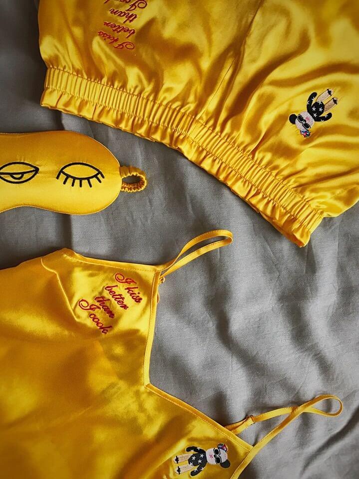 Нескучная осень: украинский бренд представил капсульную коллекцию нижнего белья-Фото 1