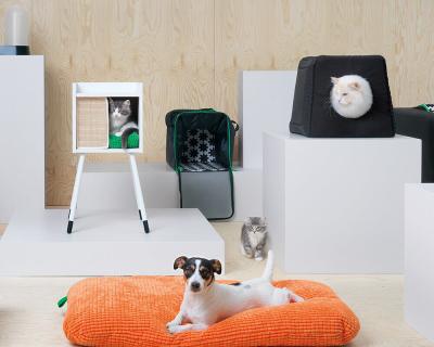 IKEA представила мебель для домашних питомцев-430x480