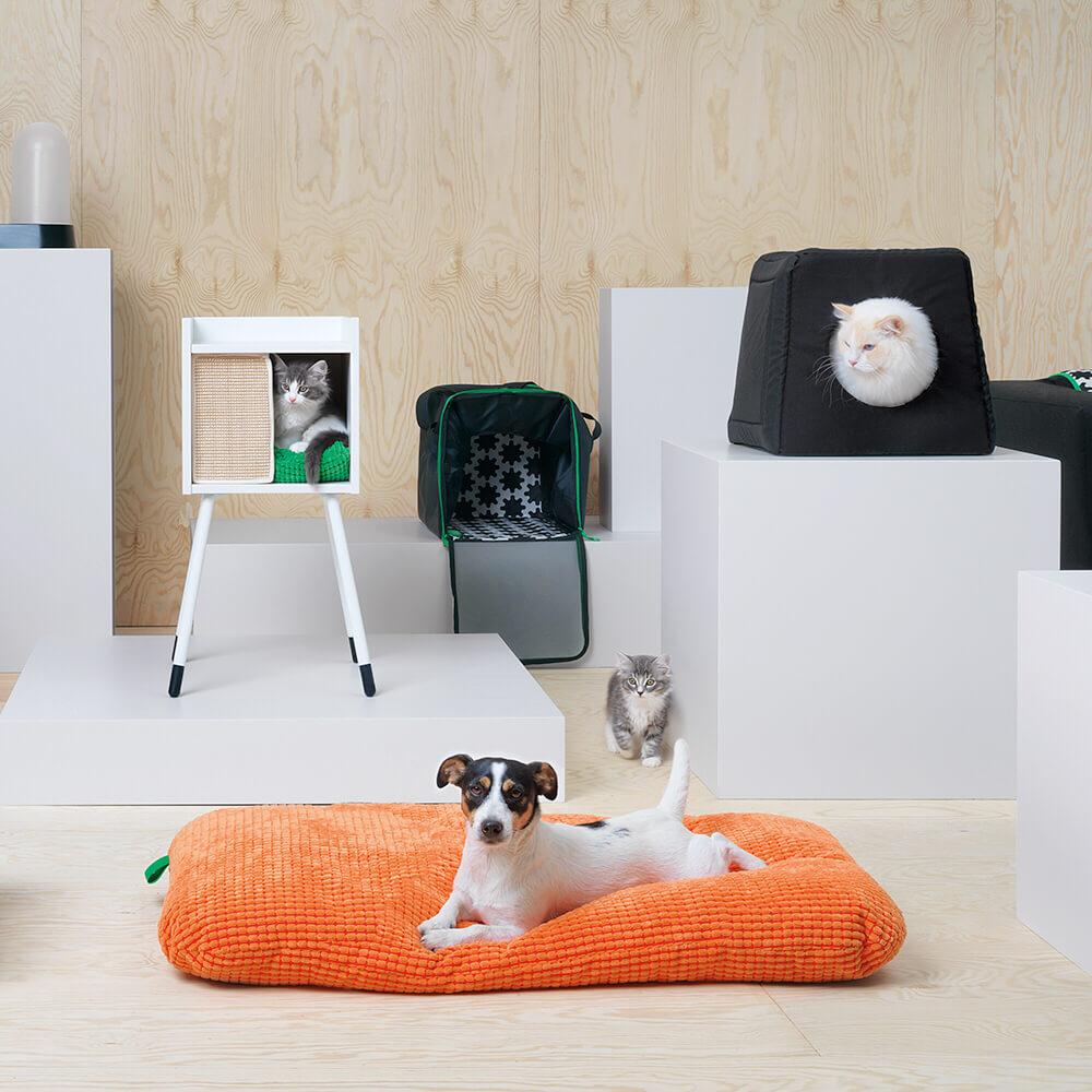 IKEA представила мебель для домашних питомцев-320x180