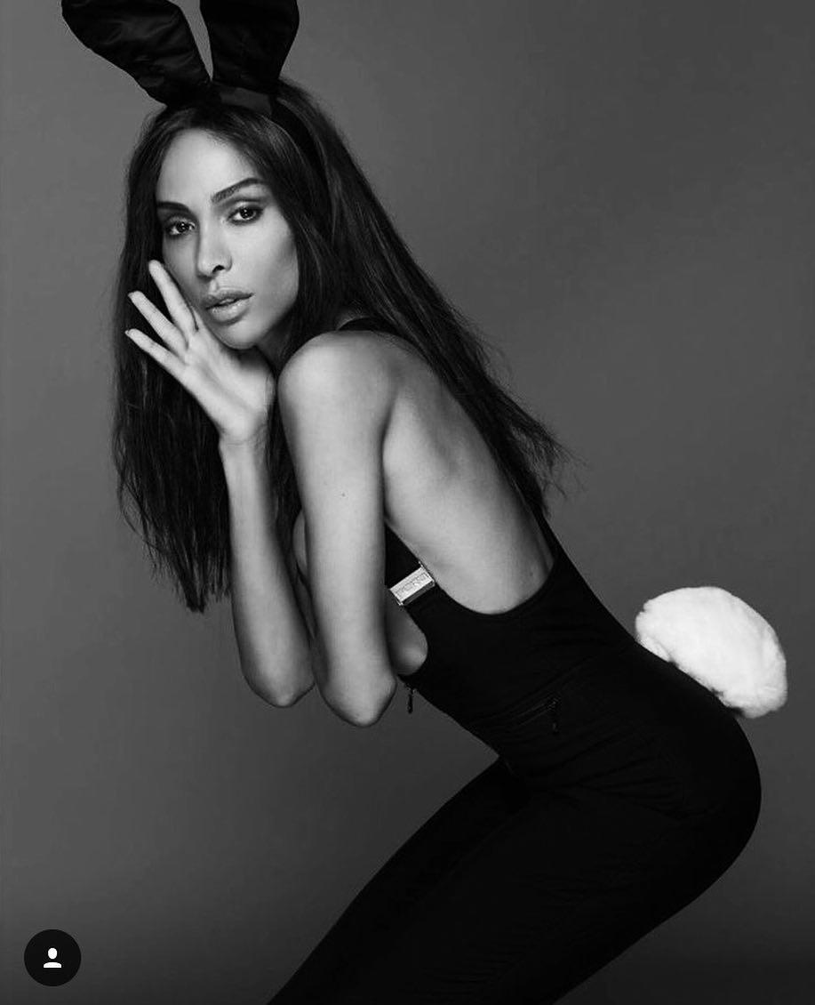 Впервые девушкой месяца Playboy стала трансгендерная модель-320x180