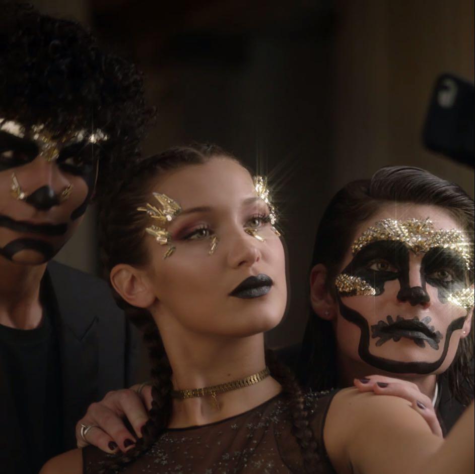 Макияж на Хэллоуин: 3 быстрых образа от главного визажиста Dior-Фото 1