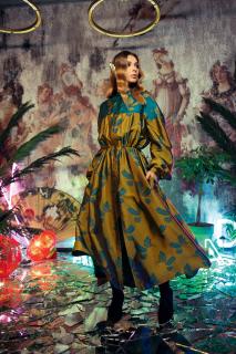 Бренд SAYYA by Luba Makarenko представил новую коллекцию под названием «Пташка»