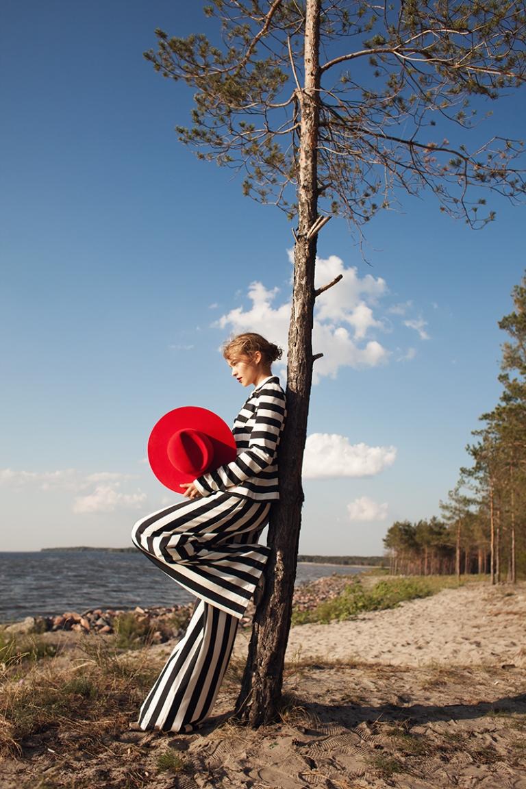 Первая коллекция украинского бренда Shmelevsky-Фото 8